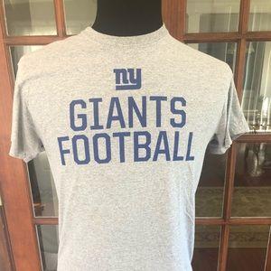 NFL Team NY Giants Football T Shirt